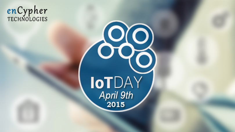 Global IoT Day 2015