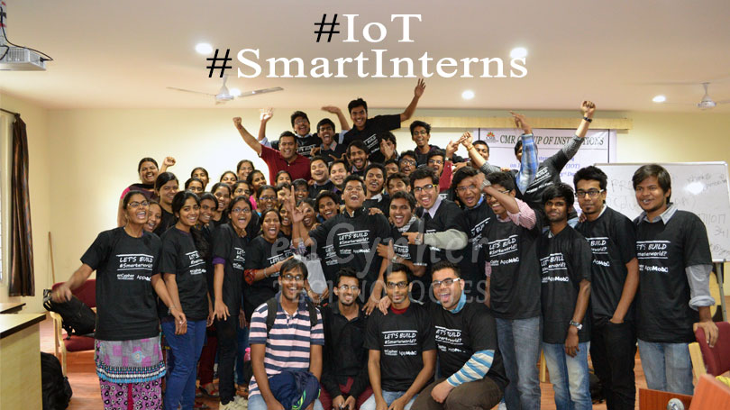 IoT internship hyderabad