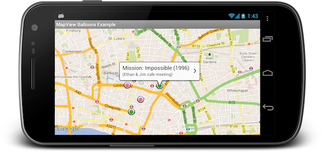 How to attach a map fragment in ListView Header in android
